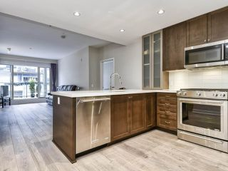 "Photo 3: 206 6160 LONDON Road in Richmond: Steveston South Condo for sale in ""THE PIER"" : MLS®# R2414228"