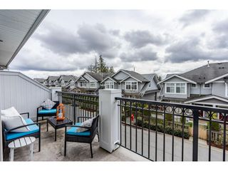 "Photo 23: 107 20449 66 Avenue in Langley: Willoughby Heights Townhouse for sale in ""Natures Landing"" : MLS®# R2440438"