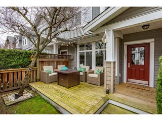 "Photo 2: 107 20449 66 Avenue in Langley: Willoughby Heights Townhouse for sale in ""Natures Landing"" : MLS®# R2440438"