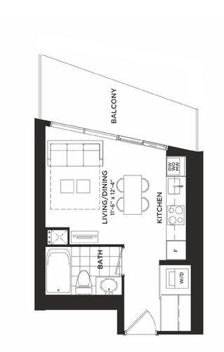 Photo 2: 5012 11 Wellesley Street in Toronto: Bay Street Corridor Condo for lease (Toronto C01)  : MLS®# C4798260