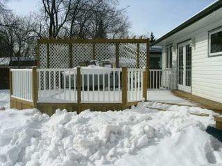 Photo 8: 210 AVALON Road in Winnipeg: St Vital Single Family Detached for sale (South East Winnipeg)  : MLS®# 2703492