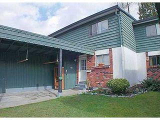 Photo 1: 20 12120 Schmidt Crescent in Maple Ridge: Northwest Maple Ridge Condo for sale : MLS®# V856007