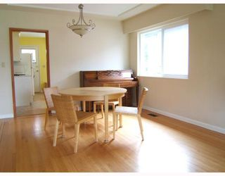 """Photo 7: 6060 INVERNESS Street in Vancouver: Knight House for sale in """"KNIGHT"""" (Vancouver East)  : MLS®# V713054"""