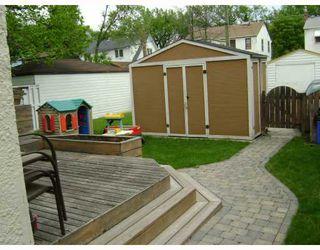Photo 2: 496 BROCK Street in WINNIPEG: River Heights / Tuxedo / Linden Woods Residential for sale (South Winnipeg)  : MLS®# 2809612