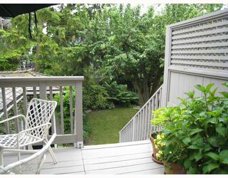 Photo 10: 2610 W 1ST Avenue in Vancouver: Kitsilano Townhouse for sale (Vancouver West)  : MLS®# V715247