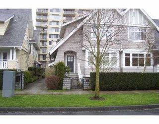 "Photo 1: 5468 LARCH Street in Vancouver: Kerrisdale Townhouse for sale in ""LARCHWOOD"" (Vancouver West)  : MLS®# V632700"