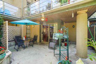"Photo 11: 109 22277 122 Avenue in Maple Ridge: West Central Condo for sale in ""THE GARDENS"" : MLS®# R2400308"