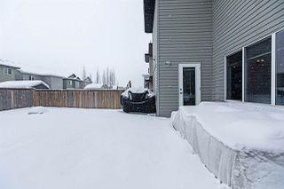 Photo 34: 21 CRANBERRY Bend: Fort Saskatchewan House for sale : MLS®# E4187489
