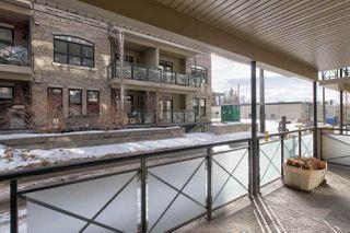 Photo 23: 107 10811 72 Avenue in Edmonton: Zone 15 Condo for sale : MLS®# E4190407