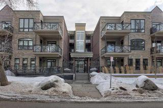 Photo 1: 107 10811 72 Avenue in Edmonton: Zone 15 Condo for sale : MLS®# E4190407