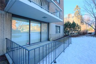Photo 22: 109 521 57 Avenue SW in Calgary: Windsor Park Apartment for sale : MLS®# C4291183