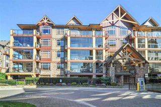 """Main Photo: 490 8288 207A Street in Langley: Willoughby Heights Condo for sale in """"Yorkson Creek"""" : MLS®# R2445877"""