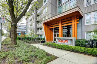 "Photo 1: 306 255 W 1ST Street in North Vancouver: Lower Lonsdale Condo for sale in ""WEST QUAY"" : MLS®# R2469889"
