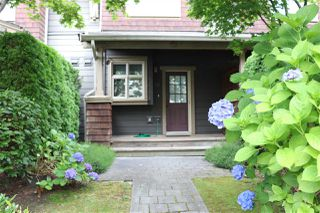 Photo 1: 236 600 PARK Crescent in New Westminster: GlenBrooke North Townhouse for sale : MLS®# R2479688