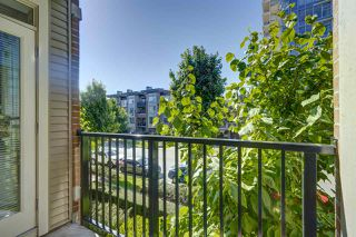 "Photo 33: 216 3107 WINDSOR Gate in Coquitlam: New Horizons Condo for sale in ""BRADLEY HOUSE"" : MLS®# R2481599"