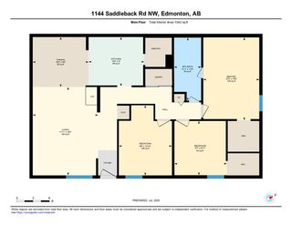 Photo 47: 1144 Saddleback Road in Edmonton: Zone 16 Carriage for sale : MLS®# E4208535