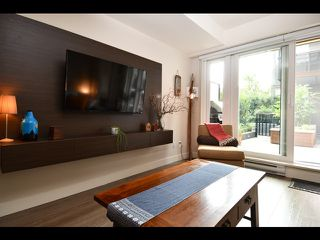 """Photo 9: 208 1588 E HASTINGS Street in Vancouver: Hastings Condo for sale in """"Boheme"""" (Vancouver East)  : MLS®# R2495592"""