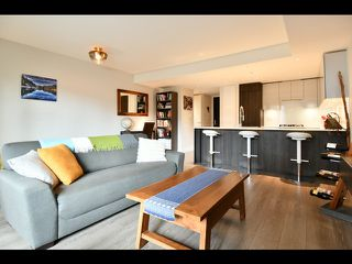 """Photo 3: 208 1588 E HASTINGS Street in Vancouver: Hastings Condo for sale in """"Boheme"""" (Vancouver East)  : MLS®# R2495592"""