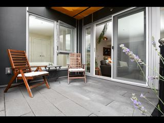 """Photo 17: 208 1588 E HASTINGS Street in Vancouver: Hastings Condo for sale in """"Boheme"""" (Vancouver East)  : MLS®# R2495592"""