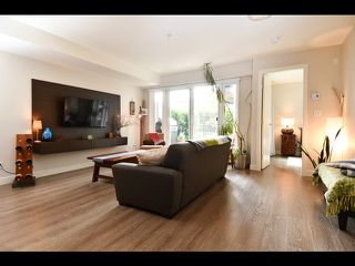 """Photo 1: 208 1588 E HASTINGS Street in Vancouver: Hastings Condo for sale in """"Boheme"""" (Vancouver East)  : MLS®# R2495592"""