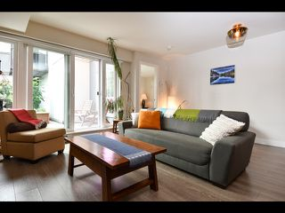"""Photo 11: 208 1588 E HASTINGS Street in Vancouver: Hastings Condo for sale in """"Boheme"""" (Vancouver East)  : MLS®# R2495592"""