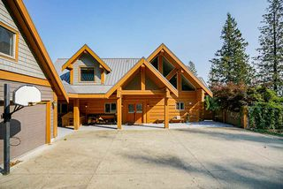 Photo 2: 3757 ELDRIDGE Road in Abbotsford: Sumas Mountain House for sale : MLS®# R2507341