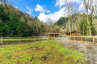 Photo 38: 3757 ELDRIDGE Road in Abbotsford: Sumas Mountain House for sale : MLS®# R2507341
