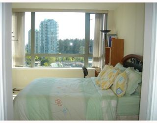 "Photo 9: 1205 5848 OLIVE Avenue in Burnaby: Metrotown Condo for sale in ""THE SONNER"" (Burnaby South)  : MLS®# V652339"