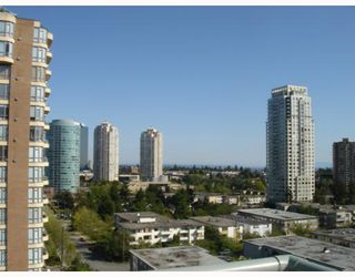 "Photo 2: 1205 5848 OLIVE Avenue in Burnaby: Metrotown Condo for sale in ""THE SONNER"" (Burnaby South)  : MLS®# V652339"