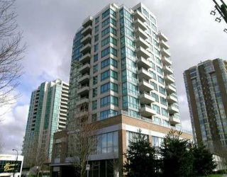 "Photo 1: 1205 5848 OLIVE Avenue in Burnaby: Metrotown Condo for sale in ""THE SONNER"" (Burnaby South)  : MLS®# V652339"