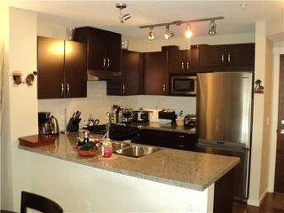"Photo 3: # 310 3110 DAYANEE SPRINGS BV in Coquitlam: Westwood Plateau Condo for sale in ""LEDGEVIEW"" : MLS®# V895624"