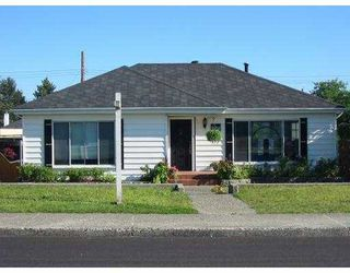 """Photo 1: 1608 10TH Avenue in New_Westminster: West End NW House for sale in """"WEST END"""" (New Westminster)  : MLS®# V665350"""