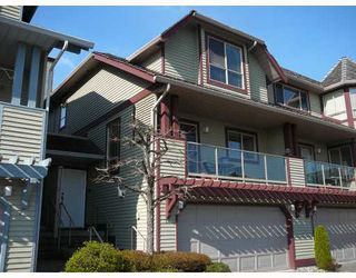 Photo 1: 26 1207 CONFEDERATION Drive in Port_Coquitlam: Citadel PQ Townhouse for sale (Port Coquitlam)  : MLS®# V714229
