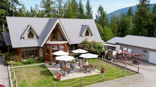 Photo 1: 2640 Skimikin Road in Tappen: RECLINE RIDGE House for sale (Shuswap Region)  : MLS®# 10190646