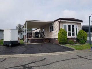"Photo 1: 41 2120 KING GEORGE Boulevard in Surrey: King George Corridor Manufactured Home for sale in ""Five oaks"" (South Surrey White Rock)  : MLS®# R2407054"