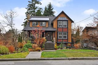 "Photo 1: 410 TRINITY Street in Coquitlam: Central Coquitlam House for sale in ""Dartmoor/River Heights"" : MLS®# R2421890"