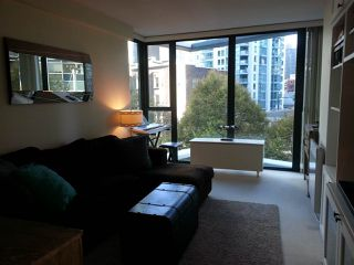 """Photo 2: 509 1331 W GEORGIA Street in Vancouver: Coal Harbour Condo for sale in """"THE POINTE"""" (Vancouver West)  : MLS®# R2431907"""