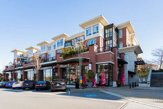 """Main Photo: 153 2950 KING GEORGE Boulevard in Surrey: King George Corridor Condo for sale in """"HIGH STREET"""" (South Surrey White Rock)  : MLS®# R2438227"""