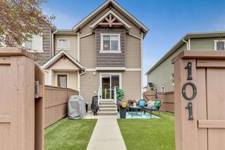 Photo 25: 101 ASPEN HILLS Drive SW in Calgary: Aspen Woods Row/Townhouse for sale : MLS®# A1009778
