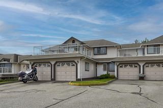 """Photo 1: 104 3080 TOWNLINE Road in Abbotsford: Abbotsford West Townhouse for sale in """"The Gables"""" : MLS®# R2513029"""