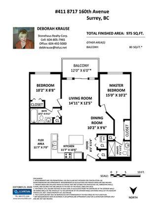 "Photo 34: 411 8717 160 Street in Surrey: Fleetwood Tynehead Condo for sale in ""VERNAZZA"" : MLS®# R2514303"