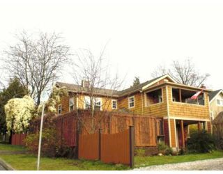 Photo 10: 2142 8TH AV in New Westminster: Connaught Heights House for sale : MLS®# V815870
