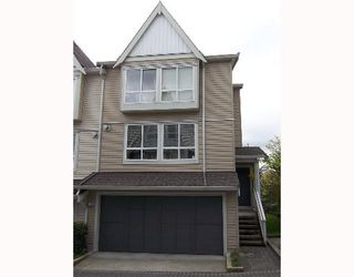 "Photo 1: 7389 HAWTHORNE Terrace in Burnaby: Middlegate BS Townhouse for sale in ""BERKELEY"" (Burnaby South)  : MLS®# V646117"