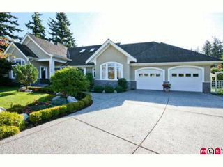 "Photo 1: 13388 23 AV in Surrey: Elgin Chantrell House for sale in ""Chantrell"" (South Surrey White Rock)  : MLS®# F2922704"