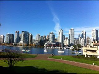 Photo 1: 313 1869 Spyglass Place in Vancouver: False Creek Condo for sale (Vancouver West)  : MLS®# V870454