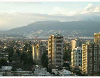 "Photo 2: 2502 6240 Mckay Ave in Burnaby: Condo for sale in ""GRAND CORNICHE I"" (Burnaby South)  : MLS®# V897623"