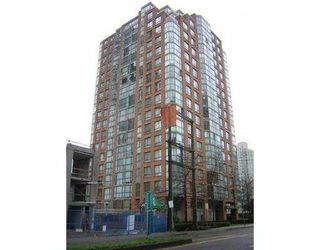Photo 1: 1005 888 PACIFIC Street in Vancouver: False Creek North Condo for sale (Vancouver West)  : MLS®# V665277