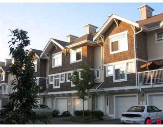 "Photo 1: 10 20771 DUNCAN Way in Langley: Langley City Townhouse for sale in ""Wyndham Lane"" : MLS®# F2723774"