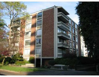 "Photo 1: 502 5350 BALSAM Street in Vancouver: Kerrisdale Condo for sale in ""BALSAM HOUSE"" (Vancouver West)  : MLS®# V676878"