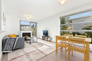 "Photo 2: 307 2680 ARBUTUS Street in Vancouver: Kitsilano Condo for sale in ""Outlook"" (Vancouver West)  : MLS®# R2396211"